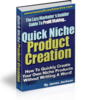 Thumbnail Quick Niche Product Creation - MRR