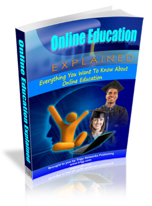 Product picture Online Education - MRR
