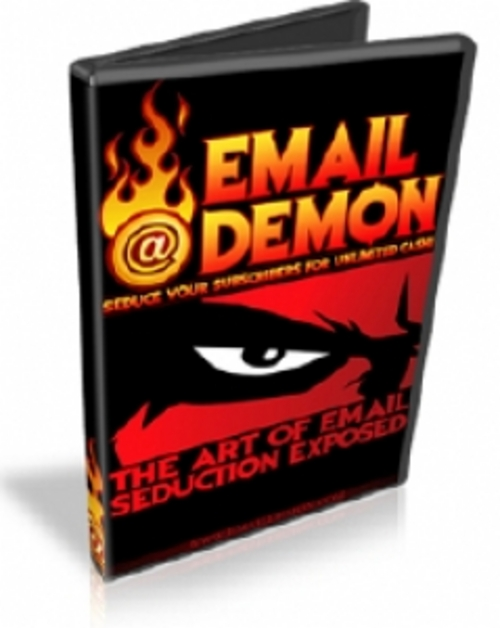 Product picture Email Demon Video Series - MRR
